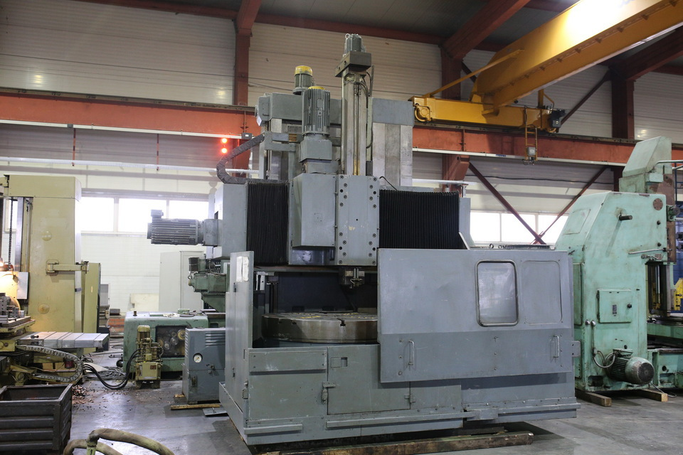 CNC Vertical turning lathe 1A516MF3