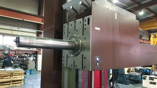CNC Horizontal boring machine 2A637F3
