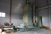 Horizontal boring machine Skoda W160H