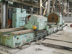 CNC Heavy turning machine 1A660F3