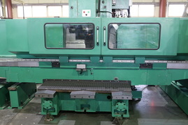 Vertical milling machine CNC 65A60F3