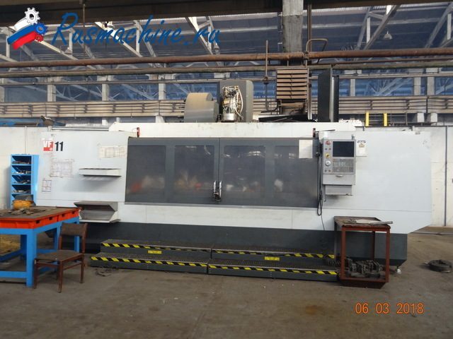 Vertical Milling Machining Center HAAS VF-11