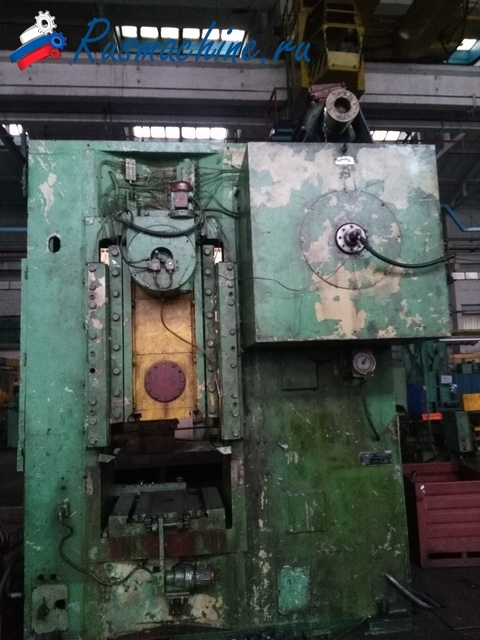 Knukle joint coining press KB8340