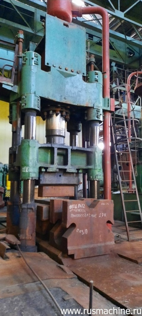 Hydraulic Forging Open Die press PB1341