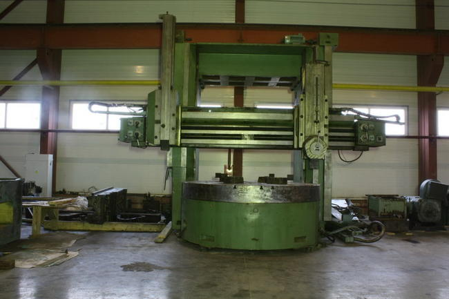 Vertical turning lathe SC 27