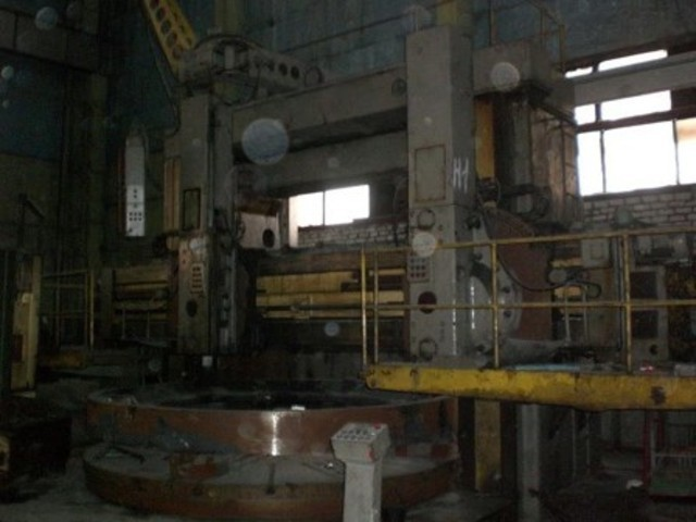 Heavy Duty Vertical Turning Lathe 1540F1